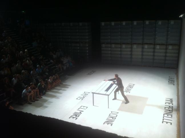 "Guillaume Bailliart ""Tartuffe"" Grande Scène"