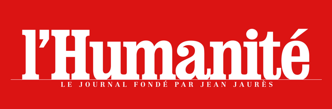 Logo l'humanité