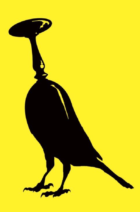 Oiseau verre basse def